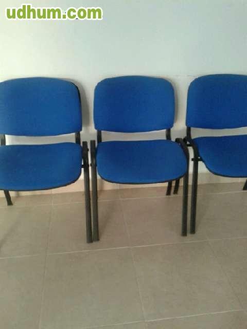 Mobiliario de oficina semi nuevo for Sillones a buen precio