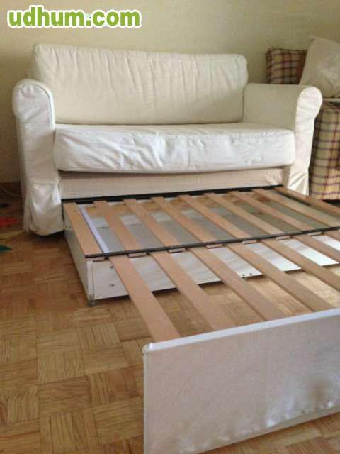 Sof cama ikea hagalund for Sofa cama 150 ancho