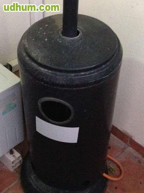Estufa de gas tipo seta - Estufas pequenas de gas ...