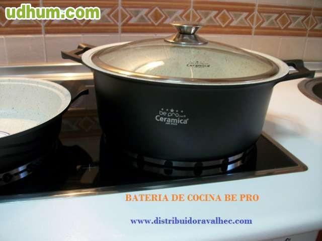 Cocina con clase en marbella for Bateria de cocina alemana