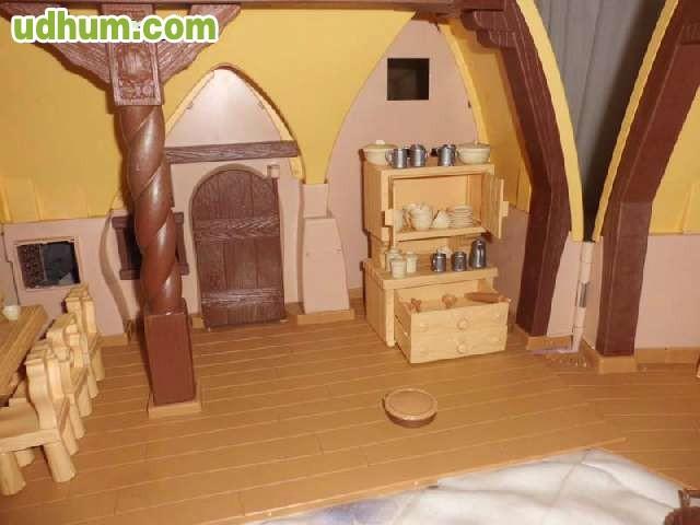 Casa de blancanieves - Casa blancanieves simba ...