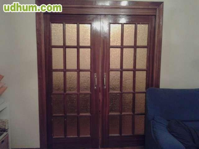 Puertas madera y cristal corredera - Puertas correderas madera y cristal ...
