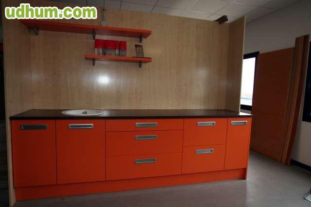 Muebles de cocina de exposici n 8 for Exposicion muebles barcelona