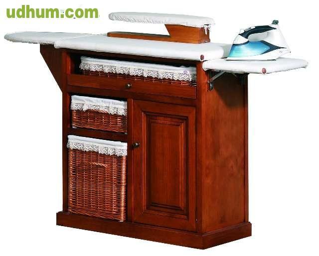 Mesas de planchar de madera vitrinas for Madera para tejados de segunda mano