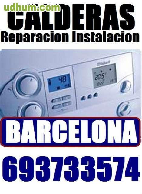 Reparamos calderas de todas las marcas for Reparacion de calderas barcelona