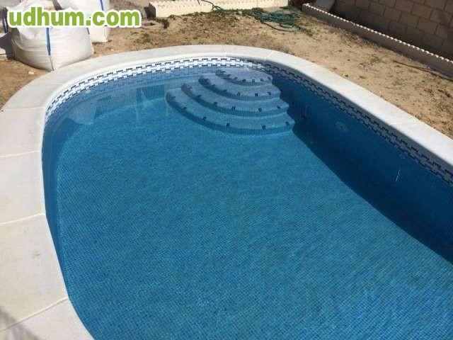 Piscina de obra y gunitada 4 for Precio piscina obra 8x4