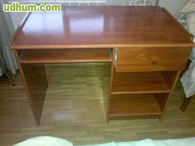 Mesa ordenador madera 1 - Mesa ordenador madera ...