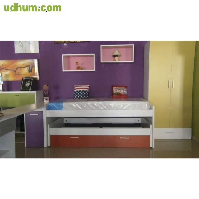 Oferta de camas compactas en 195 for Ofertas de camas