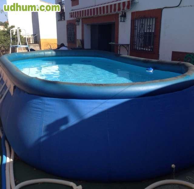 Piscina intex for Parches para piscinas intex