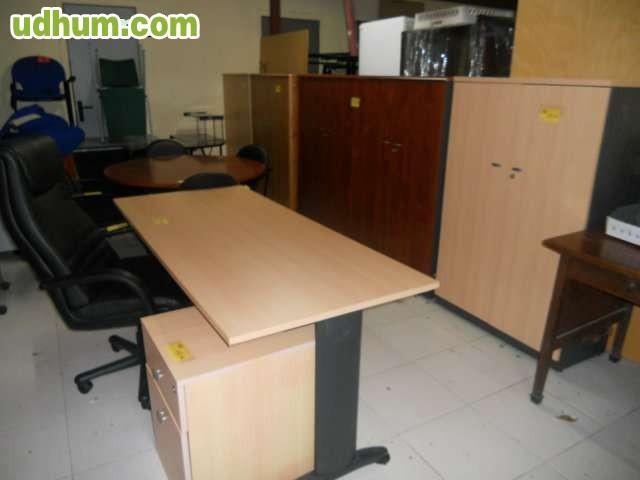 Mesas de oficina de ocasion - Mobiliario oficina ocasion ...