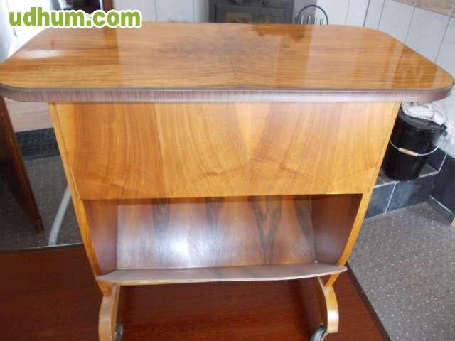 Mueble auxiliar a os 50 mesa c moda - Mueble anos 50 ...