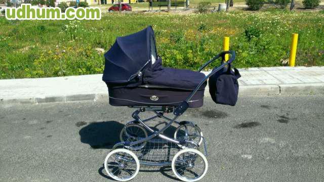 Carro silla y maxicosi paseo arrue nuev for Mclaren carro de paseo