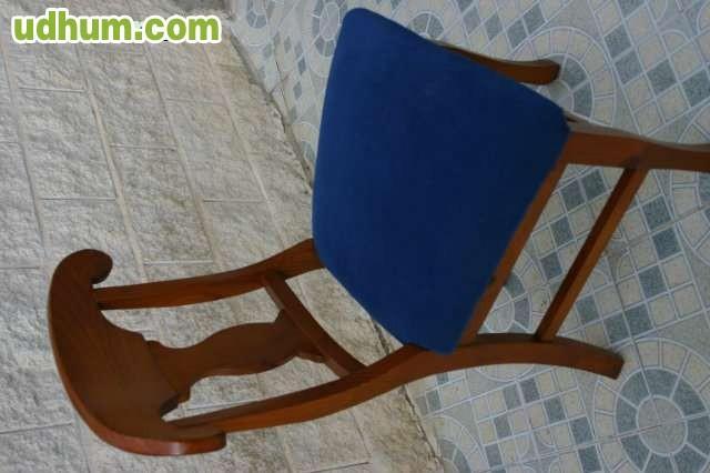 Sillas elegantes para salon 6 unidades for Poco schlafsofa 88 euro
