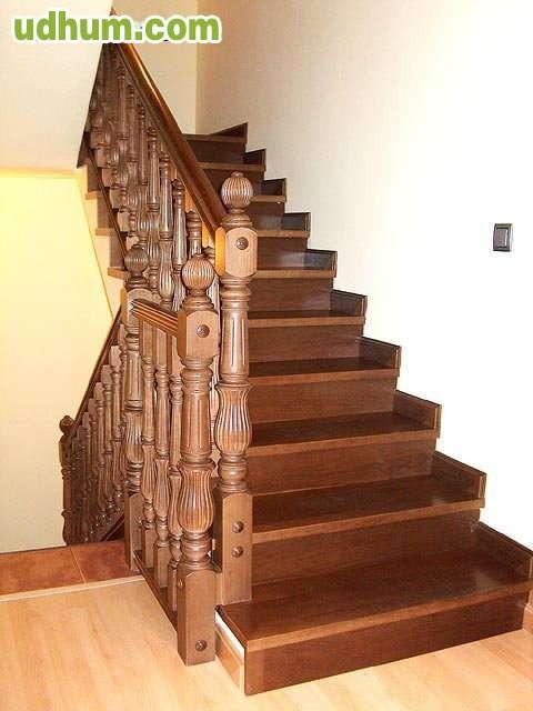 Carpintero asturias 1 - Escaleras de mader ...