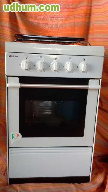 Cocina horno a gas 4 fogones - Fogones a gas ...