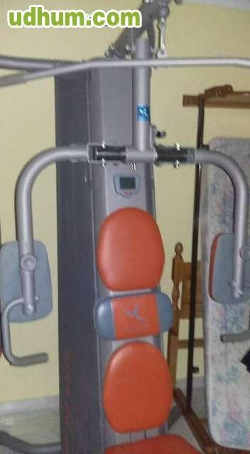 Maquina de musculacion completisima for Maquinas de musculacion