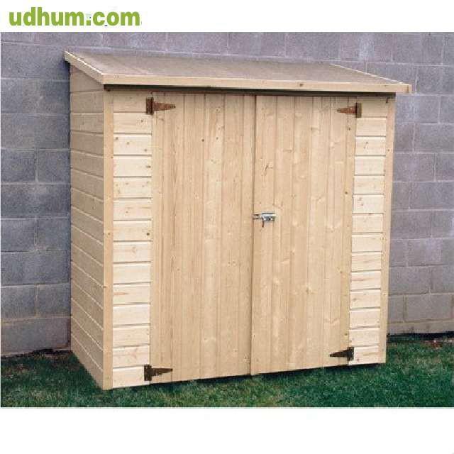 Armario de madera para exterior - Armario madera exterior ...