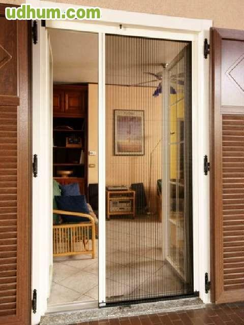 Puerta mosquitera a medida - Mosquiteras para puertas ...