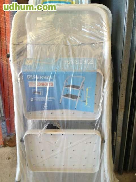 Escaleras Domesticas Aluminio