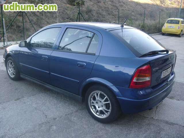 Opel astra 1 7 dti 5 puertas 2 - Opel astra 5 puertas ...
