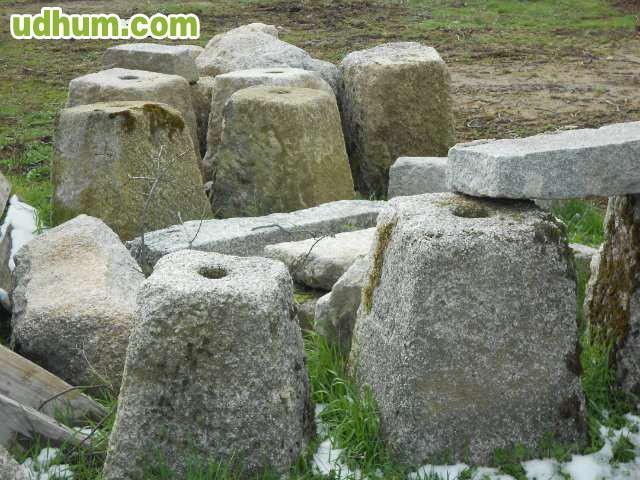 Basas de piedra de granito para porches 1 for Piedra de granito