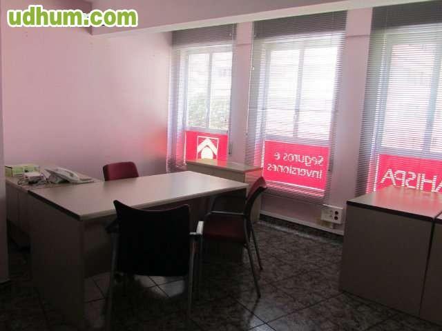 Oficina en alquiler paseo de almeria 1 for Oficinas unicaja almeria