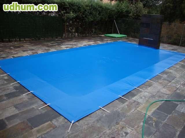 Escalera solar calentar salido manta for Calentar agua piscina