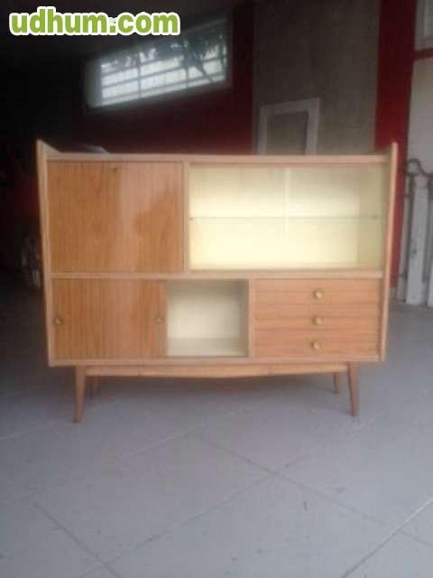 Mueble bar vintage de los a os 60 - Muebles anos 60 ...