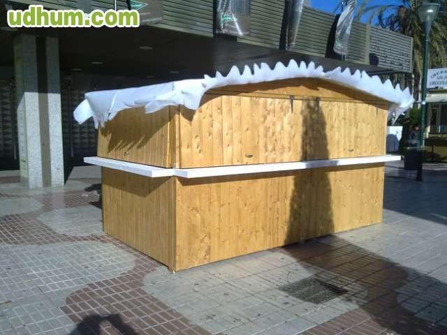 fabricacion de casetas de madera 1