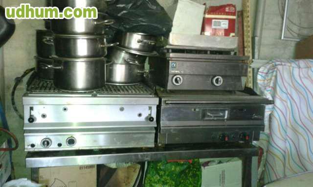 Cocina restaurante for Menaje de cocina para restaurante