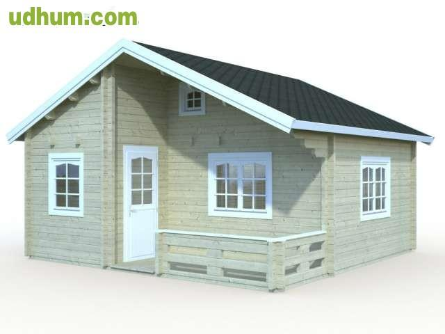 Bungalow de madera sunny - Fotos de bungalows de madera ...