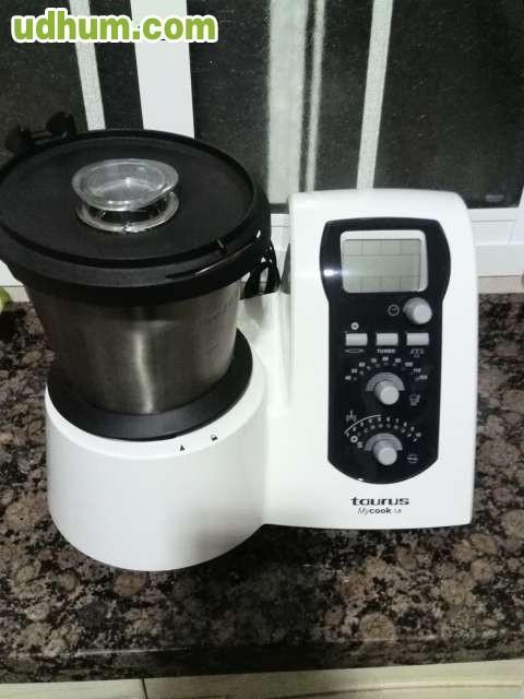 Robot de cocina taurus - Robot de cocina taurus mycook 59 precio ...