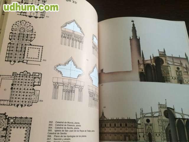 H de la arquitectura espa ola 7 tomos for Arquitectura espanola