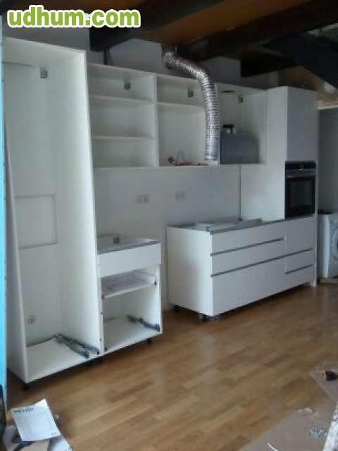 montaje muebles ikea o leroy