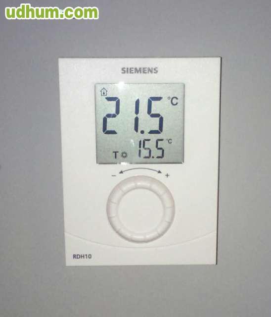 Termostato calefacci n siemens 1 - Termostato para calefaccion ...