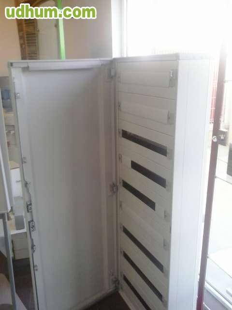 Caja distribucion metalica de superficie - Electricistas en murcia ...