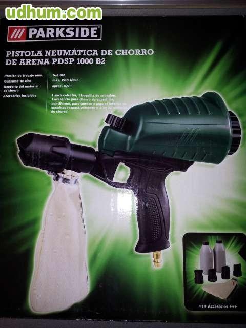 Pistola arena neumatica nueva - Pistola chorro arena ...