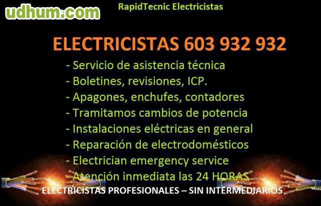 Electricistas tenerife 603 908 603 - Electricistas en bilbao ...