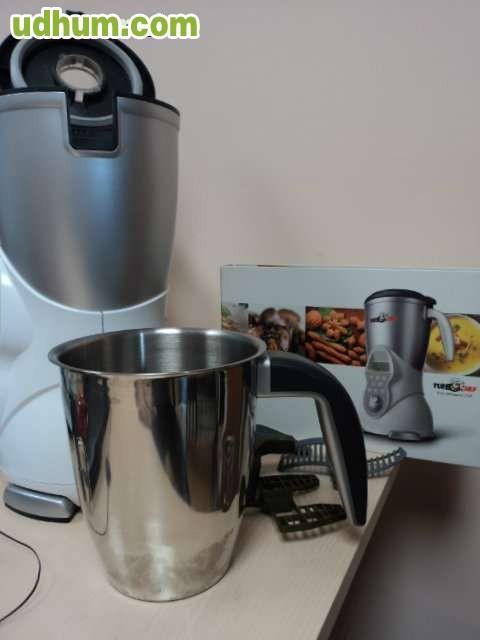 Turbochef di4 robot de cocina - Robot de cocina chef titanium ...