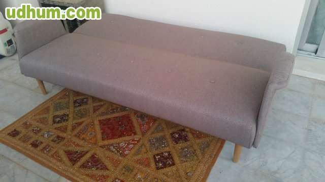 Sof cama tipo click clack de dise o for Sofa cama de click clack