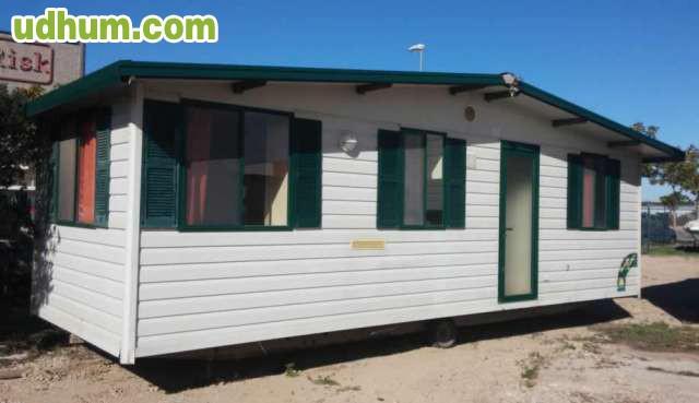 Mobilhome casa prefabricada - Casas moviles de madera ...