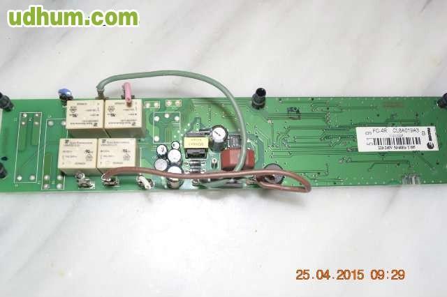 Repuesto vitro placa control for Servicio tecnico fagor burgos