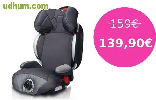 Oferta especial en silla de coche play for Sillas de coche ofertas