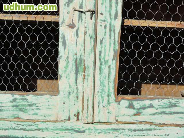 Armarios De Baño Romi:Limpio y saneado Se cambiaron los cristales superiores por rejilla