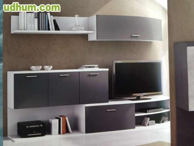 Mueble salon comedor 1 for Financiar muebles sin nomina