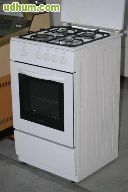 Oferta cocina gas bluesky barata vendida - Maquinaria de cocina de segunda mano ...