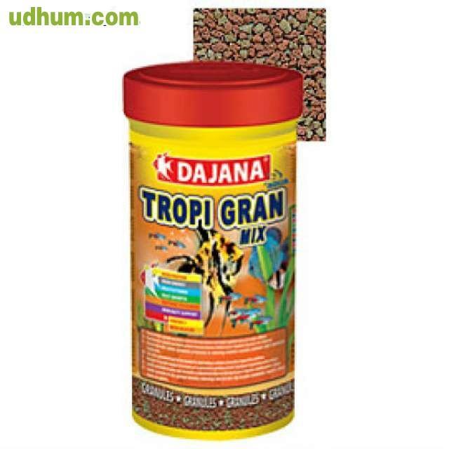 Alimento Granulado Para Peces Tropicales