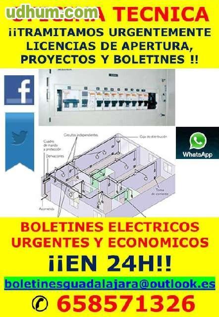Oficina t cnica ingenier a boletines for Oficina union fenosa