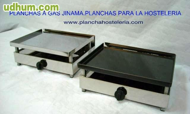 Planchas para cocinar a gas jinama 1 for Plancha electrica para cocinar