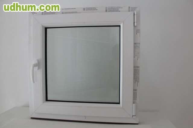 Ventanas de aluminio o pvc for Pvc o aluminio precios